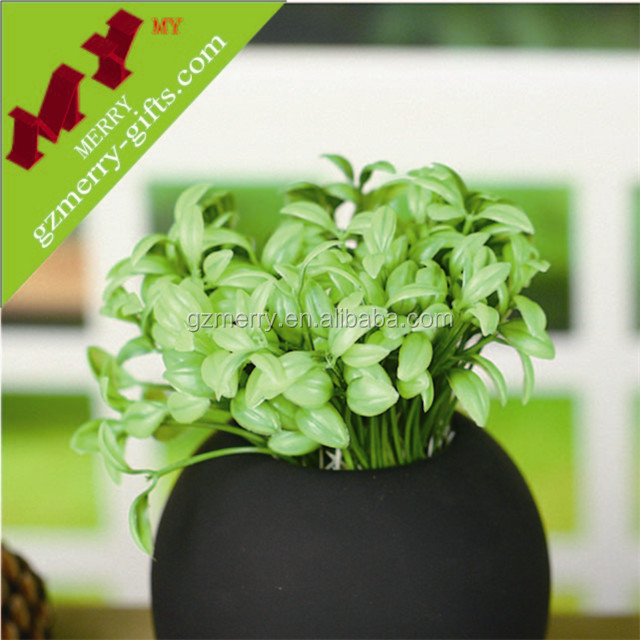 China factory wholesale green artificial plant for home decoration