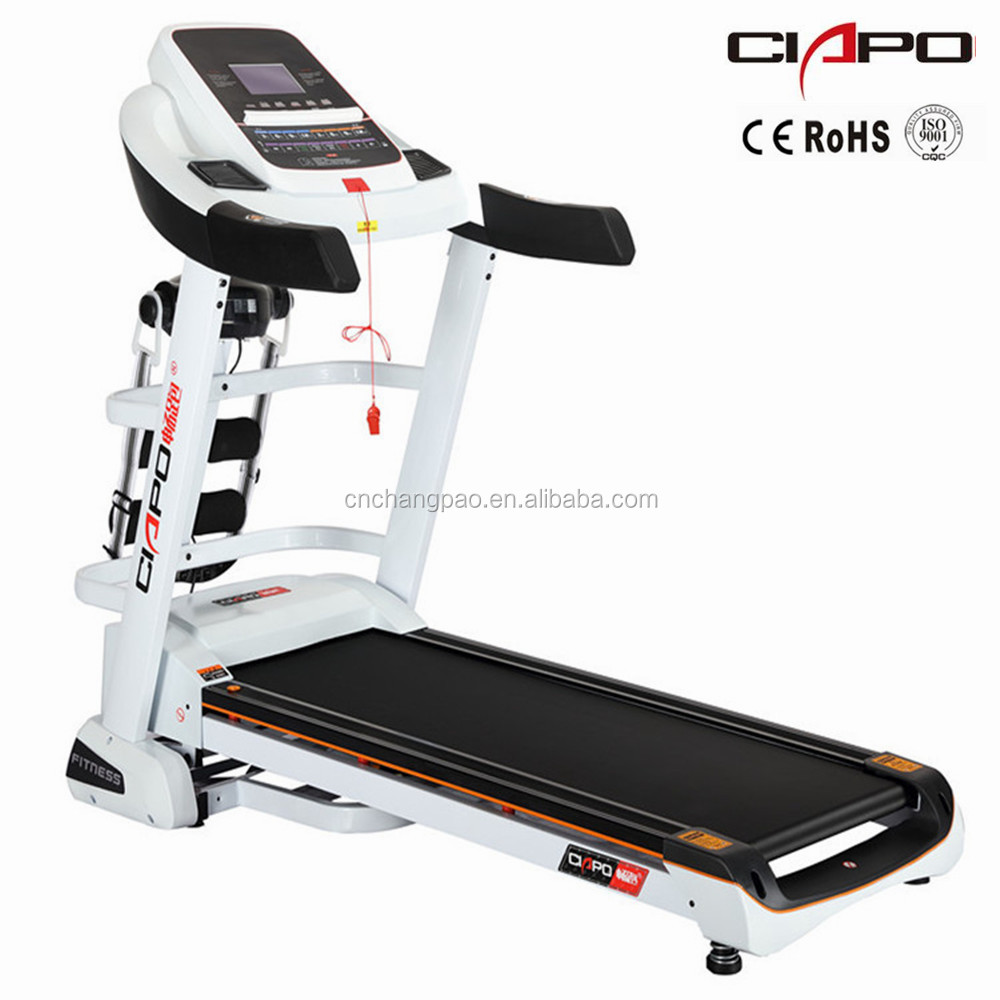 2017 Design new style homeuse treadmill with massage and incline