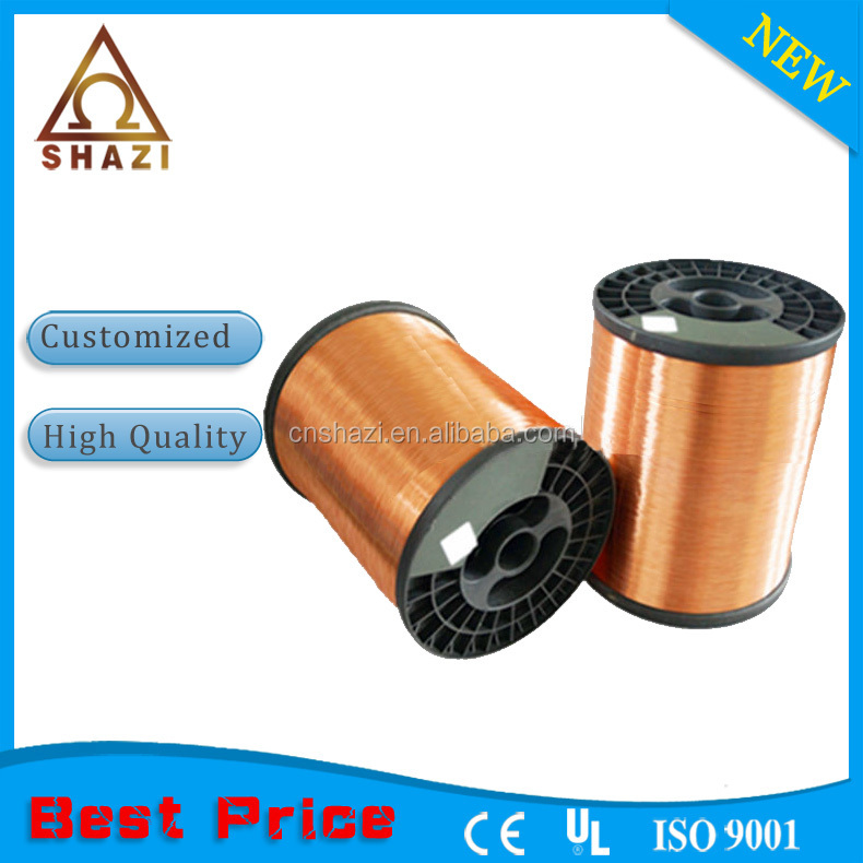 Shazi alloy cr13al4 alloy element nichrome wire price electrical flat wire