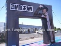 Advertising Arch/Inflatable arch/Inflatable gate P1003