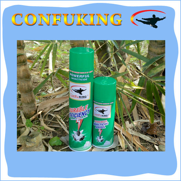 Factory direct aerosol spray insecticide for pest control