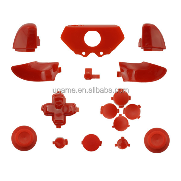 Red Custom Housing Mods kit for Xbox One Game Controller Ebay Populor Products