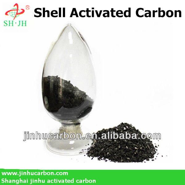coconut shell activated carbon as water processing
