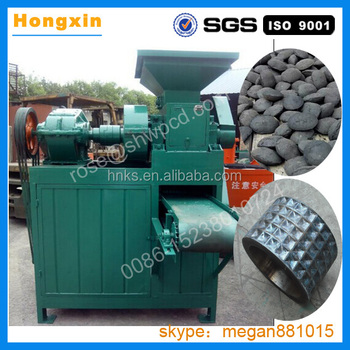 Automatic carbon ball briquetting press machine/small coal briquette machine /multi-function charcoal briquetting ball machine