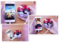 portable Pokemon go 10000mah power bank