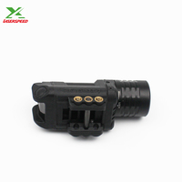 Windage/elevation adjustable 635-650nm 5mw m16 red dot sight