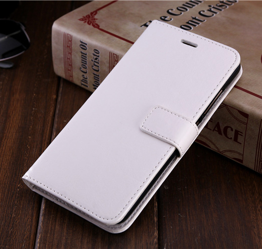 Wholesale customization Low price pu leather case for xiaomi redmi note4 with card slot stand wrist rope