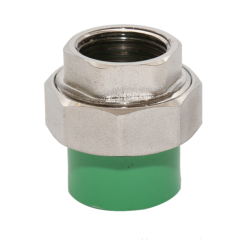 Quick Coupling 2-Way Large Diameter Plastic Conduit Pipe Fittings