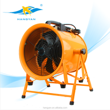 2018 Best sell Orange national exhaust fan portable