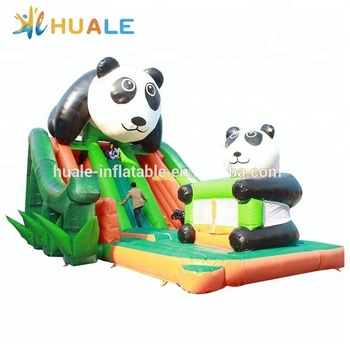 Giant inflatable bouncer with slide for kids/inflatable bouncy castle/inflatable castle for sale