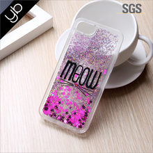 2017 new product iso phone 6 6s 7 case cat glitter phone case