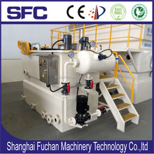 Air Flotation Wastewater Treatment Plant Industrial Effluent Treatment Machine/Package DAF Equipment For Sewer Treatment