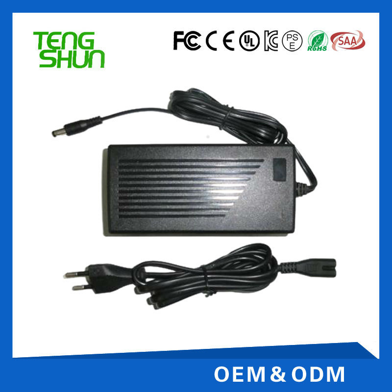 12V 24V 36V 48V 1-2A high-power lifepo4 battery charger