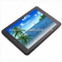 AML8726-MX Dual Core tablet pc Android 4.1 OS 8inch tablet pc
