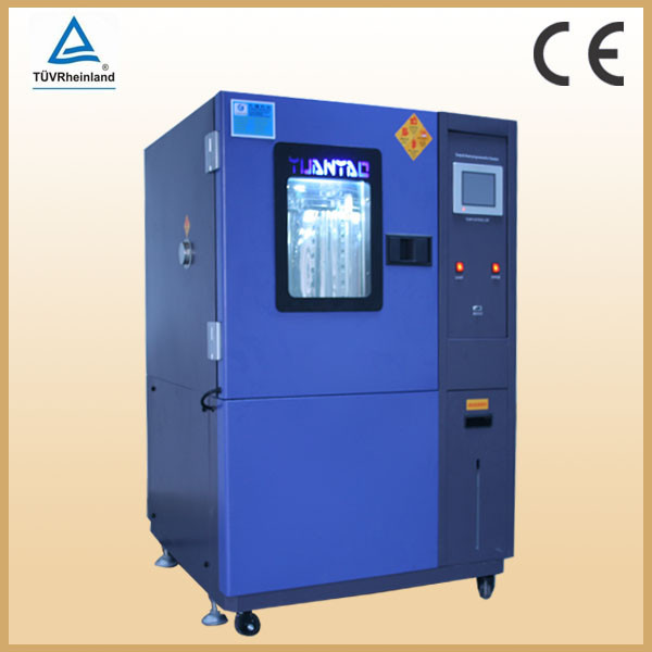 Solar panel climatic chamber temperature humidity test equipment