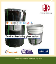190ml 19ml Two-part glass silicone sealant drum packing for AB adhesive/polyurethane/silicone