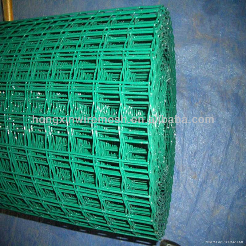 50 x 100mm Hole Cheap Yard Fence ,Holland Wire Mesh Fence