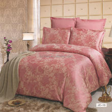 Factory price/ cotton Jacquard Bedding set/Iran/Dubai/Middle East popular
