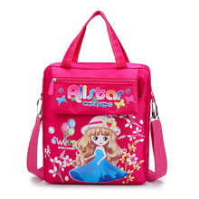 Nylon Factory Direct Sale Popular Cartoon kids School Backapck