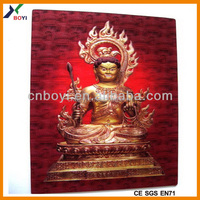 Indian God 3D Lenticular Visiting Cards/3D postcards