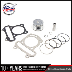 Performance 47MM Cylinder Piston Ring Gasket Kit for GY6 80CC Jonway Jmstar Yiying Wangye Baotian Sunny Keeway Scooter Parts