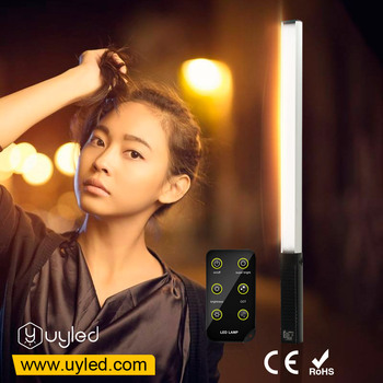 UYLED New Product Q508S Outdoor LED Photographic Light DC5V/2A Ice Light With Remote Control