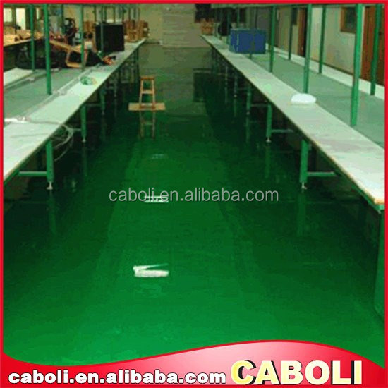 Caboli anti static liquid thinner for epoxy floor spray paint