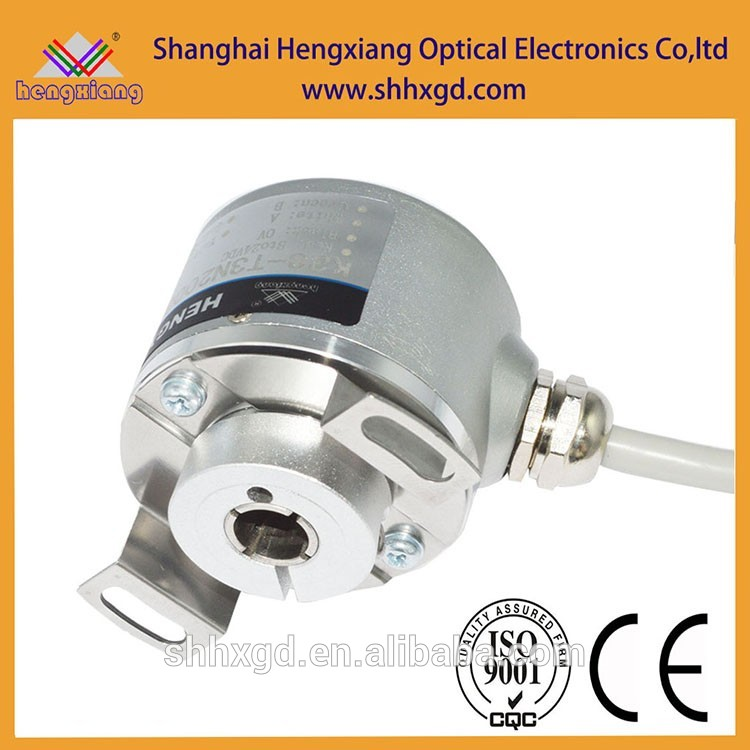5mm hollow shaft encoder EN38808-1000-524-6-N incremental rotary push-pull output DC5V