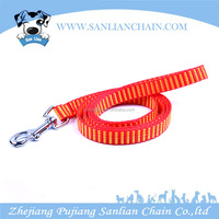 Low price high quality pet leads dog leash nylon