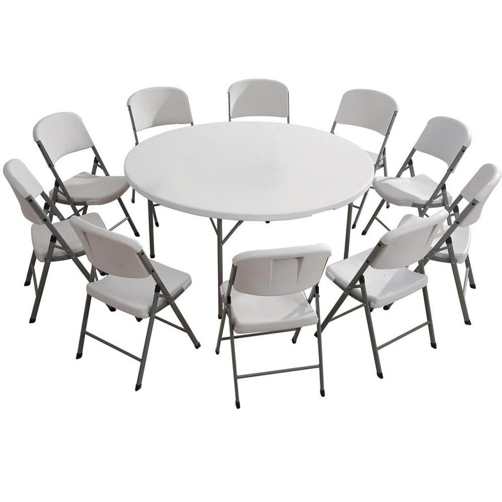 Economici tavolo in plastica tavolo in plastica per - Mobili in plastica per esterni ...