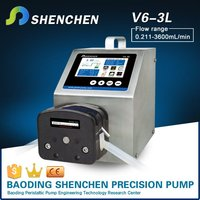 Injection easy-load pump head for beauty,multi channels circulating pump ,sprayer portable pump peristaltic