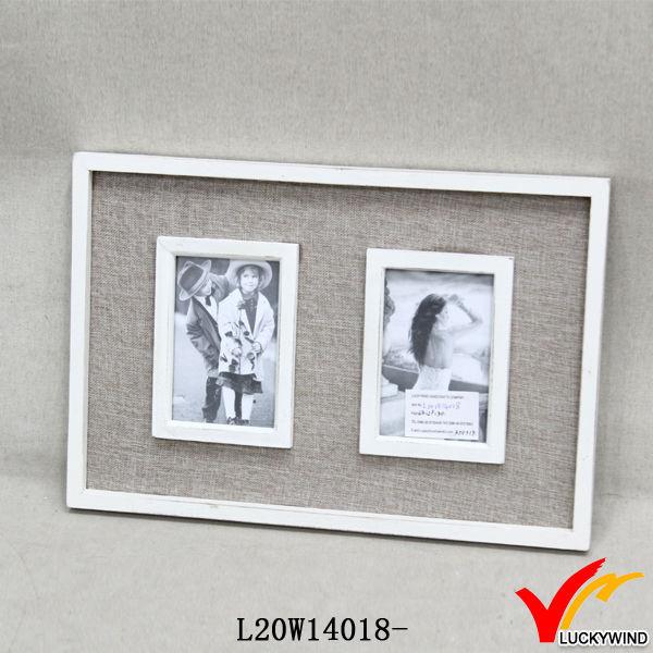 handicraft wall shabby chic 4x6 paper photo frames wholesale