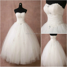 SW473 cheap debutante dress puffy without train exotic wedding dresses