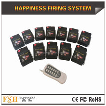 Good quality CE&FCC&RoHs passed 12 channels Wireless Remote Control Fireworks Firing System (DB01r-12)