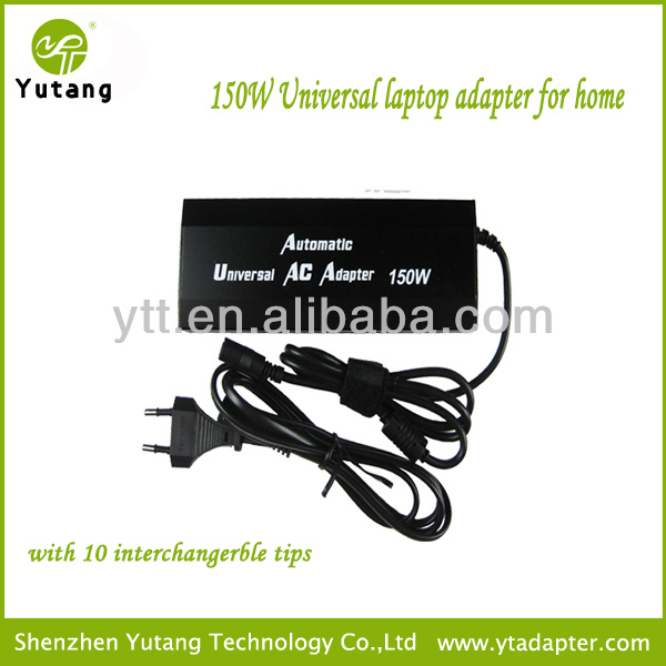 150w multi power <strong>adapter</strong> universal for laptop ac power charger notebook