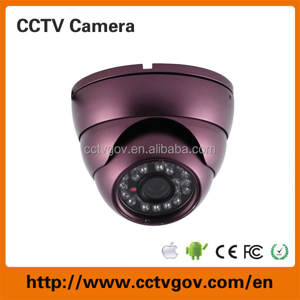 Infrared hd sony 700tvl car cctv cameras with complete cctv dvr kit system