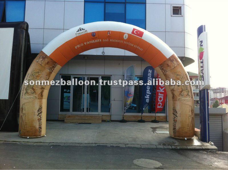 Advertising Inflatable Entrance Arch
