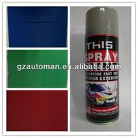 Granite Spray Paint For Exterior, Multi-Colors Spray Paint, Car Paint Aerosol