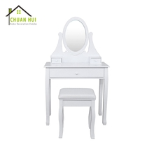 Makeup table professional , portable makeup table mirror