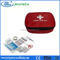 OP manufacture CE FDA ISO approved wholesale new design professional roadside outdoor survival emergency car kits