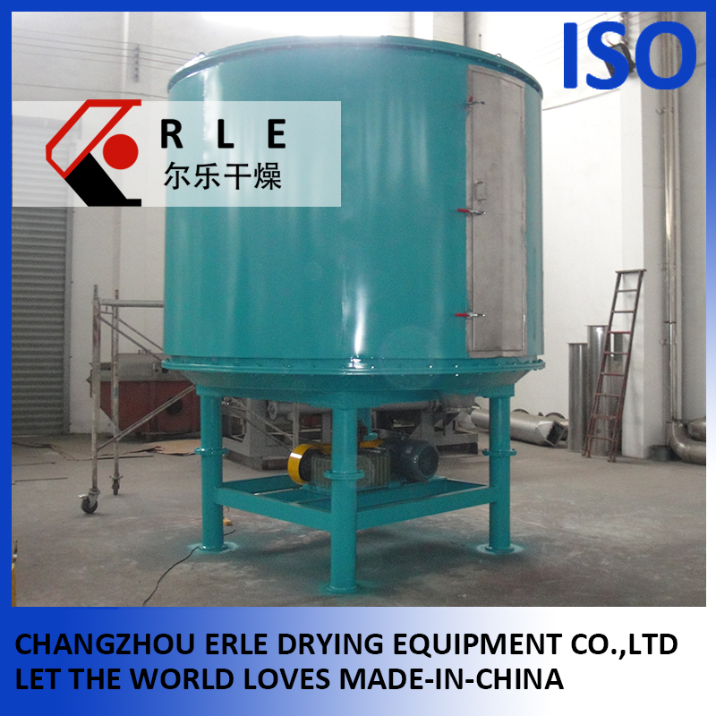 Chinese New Dehumidifier Continuous Plate Rotary Dryer/Disc plate drier Drying Equipment