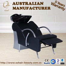 Hair Spa Salon Furniture Shampoo Bowl Chairs BackWash Shampoo Beds