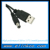 Best selling USB M 4ft to 5.5*2.1mm M Barrel 5V DC Power Cable for camara
