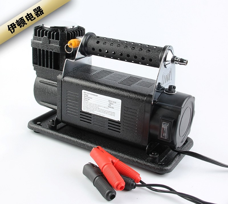 DC 12V mini car air compressor suspension compressor