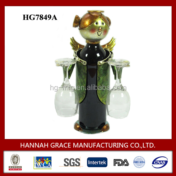 Santa Wine Stopper, X'mas Wine Stopper, Wine Stopper for party