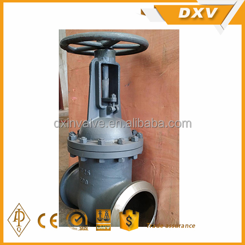 PN16 PN20 flange russia ghost gate valve