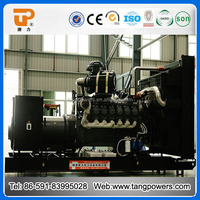 Factory price Dalian Deutz diesel engine BF6M1013FCG2 genset 180Kva