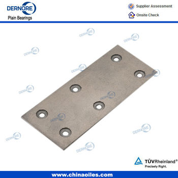 top open slide plate for segmented mold