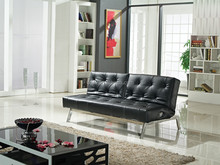 Split Back Adjustable Mechanism Home Used Functional Sofa Bed