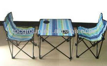 camping chair set for camping,fishing,party,picnic
